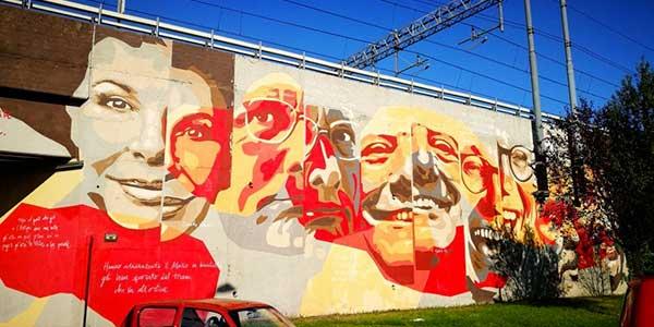 Tour Murales ortica