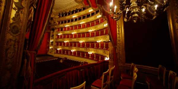 Visita guidata Museo Teatrale della Scala