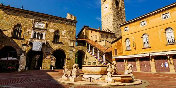 Bergamo Alta tour