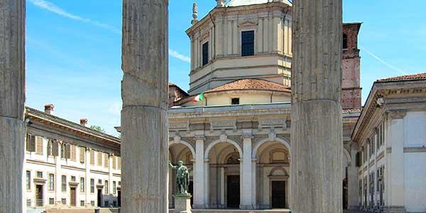 Mediolanum tour Milano romana