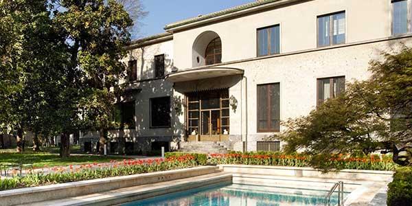 Tour Villa Necchi Campiglio